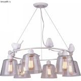 Люстра Arte-Lamp A4289LM-6WH PASSERO